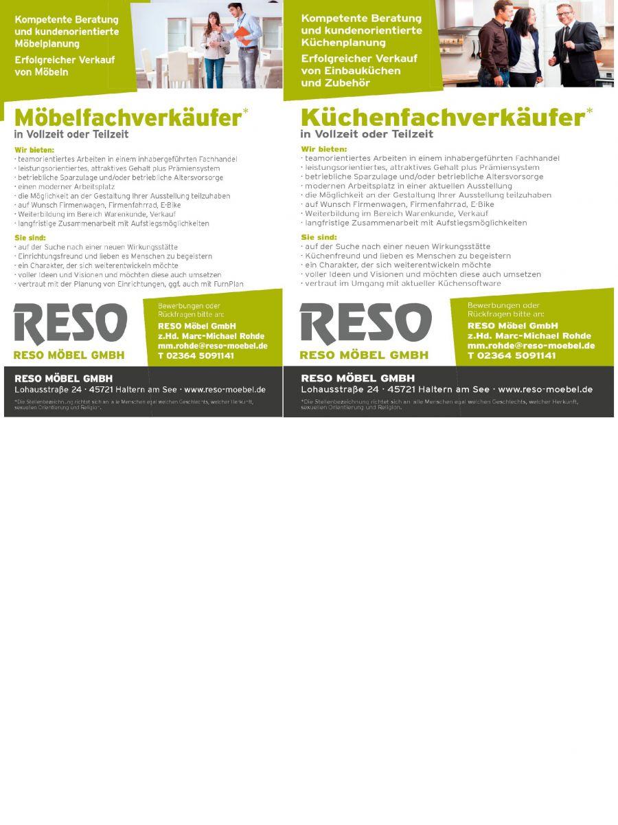 Full Size of Jobangebote Reso Marken Mbel Beste Preise In Haltern Am See Wohnzimmer Moebel.de