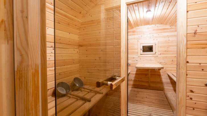 Medium Size of Sauna Selber Bauen Ohne Bausatz Selbst Gartensauna Was Gibt Es Bei Der Im Eigenen Garten Zu Beachten Einbauküche Fenster Rolladen Nachträglich Einbauen Bett Wohnzimmer Sauna Selber Bauen Bausatz