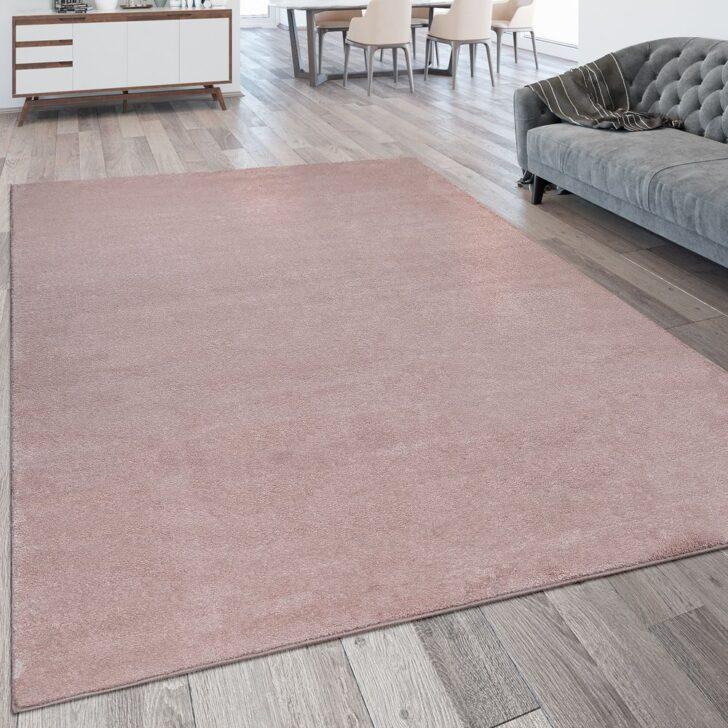 Medium Size of Kurzflor Teppich Waschbar Einfarbig Rosa Teppichcenter24 Wohnzimmer Bad Esstisch Schlafzimmer Küche Für Badezimmer Teppiche Steinteppich Wohnzimmer Teppich Waschbar