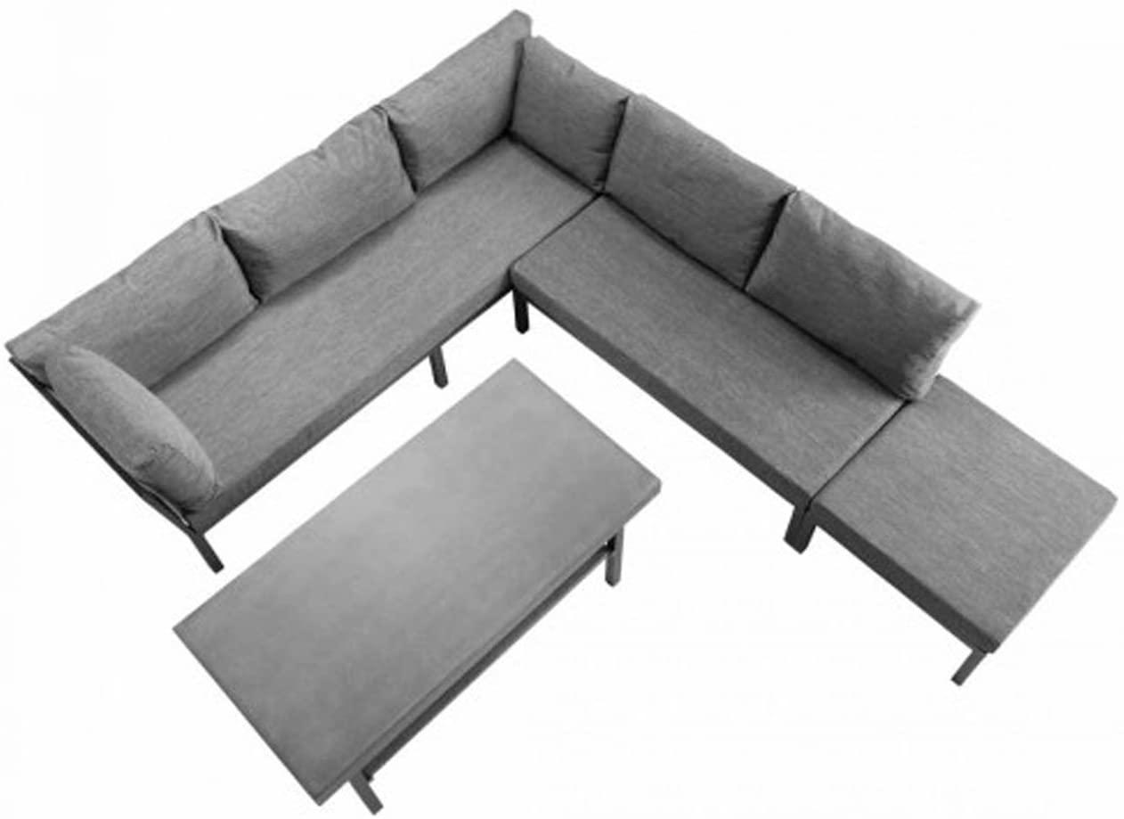 Full Size of Outliv Lounge Set Austin Loungembel Alu Textil 4 Tlg Wohnzimmer Outliv Odense