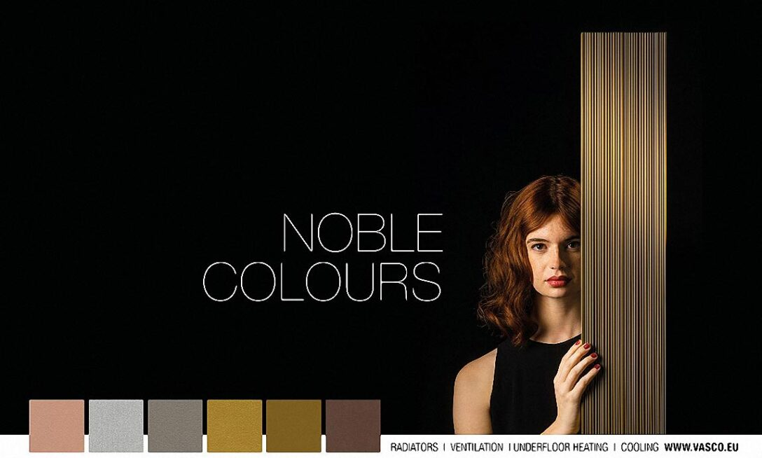 Large Size of Edle Farben Noble Colours Neu Fr Heizkrper Von Vasco Heizkörper Bad Für Elektroheizkörper Wohnzimmer Badezimmer Wohnzimmer Vasco Heizkörper