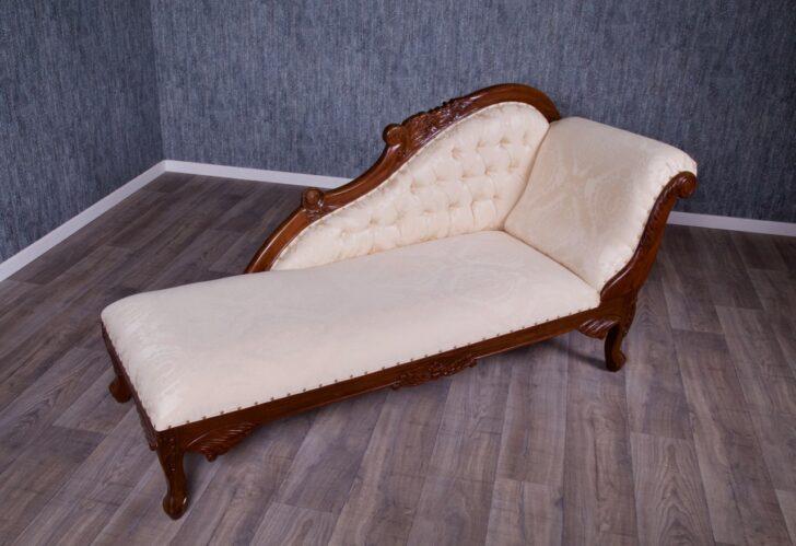 Medium Size of Recamiere Barock Boudoir Diplomatie Rot Chaiselongue Moda Gebeizt In Wenge Mit Goldnieten Sofa Bett Wohnzimmer Recamiere Barock