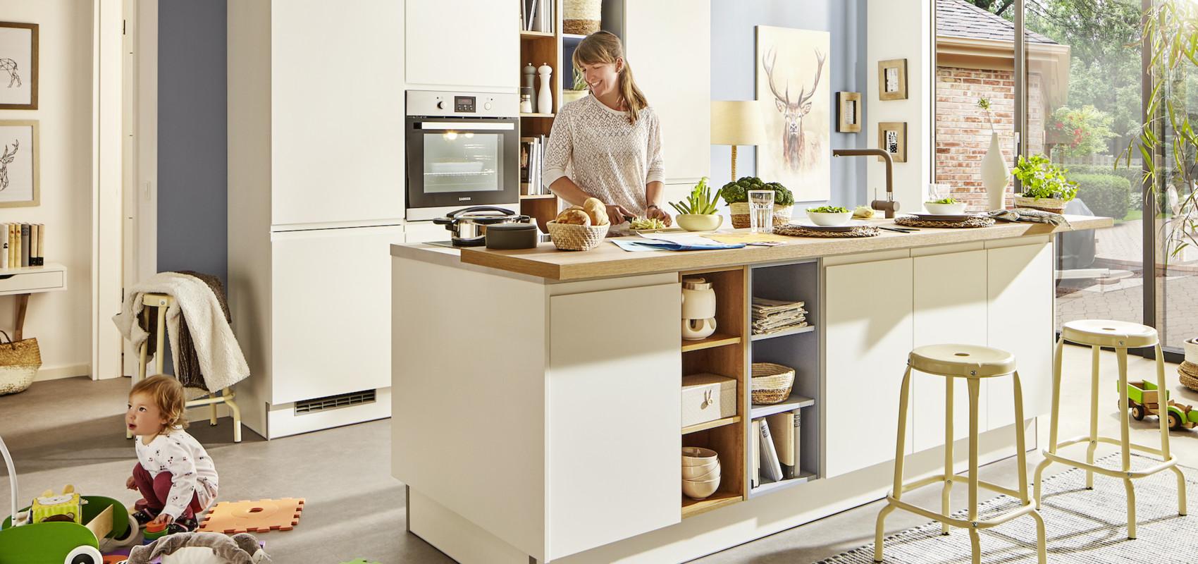 Full Size of Küchenzeile Home Kchen Bett Küche Wohnzimmer Pino Küchenzeile