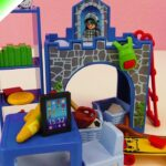 Playmobil Kinderzimmer Junge 6556 Wohnzimmer Playmobil Kinderzimmer Junge 6556 Regal Weiß Regale Sofa