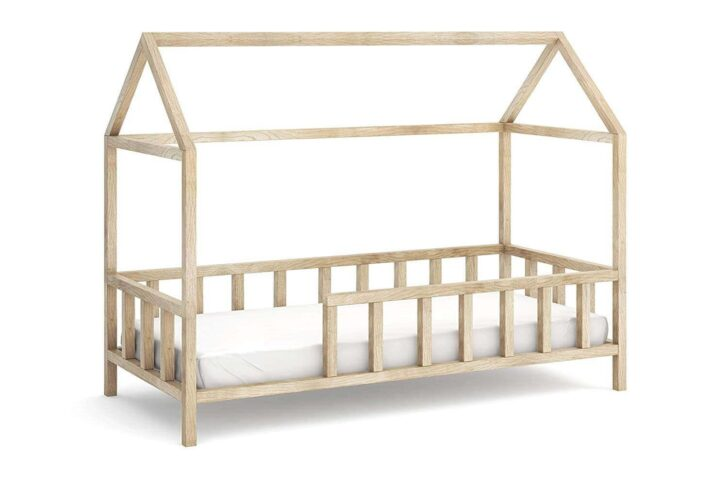 Medium Size of Kinderbett Hausbett Mit Rausfallschutz Holz Bett 100x200 Weiß Betten Wohnzimmer Hausbett 100x200