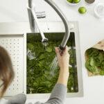 Ausziehbarer Wasserhahn Undicht Tropft Bad Küche Esstisch Für Wandanschluss Wohnzimmer Ausziehbarer Wasserhahn Undicht
