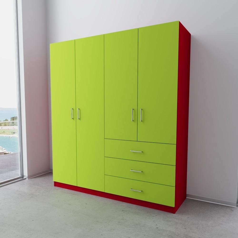 Full Size of Kleiderschrank Real Schrank Mit Regal Wohnzimmer Kleiderschrank Real