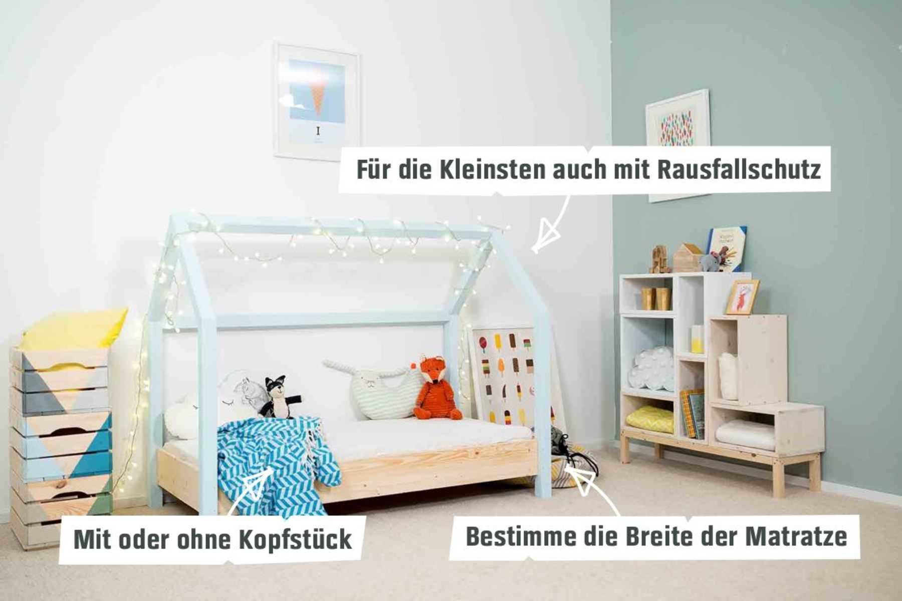 Full Size of Betten 100x200 Bett Weiß Wohnzimmer Hausbett 100x200