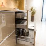 Nobilia Sand High Gloss Lusand Richmond Kitchens Küche Einbauküche Ottoversand Betten Wohnzimmer Nobilia Sand
