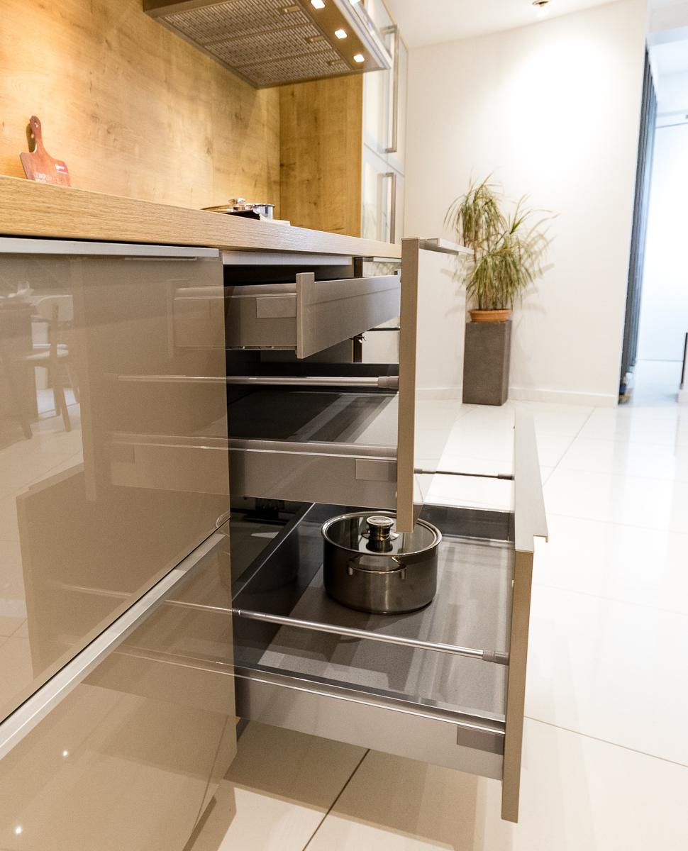 Full Size of Nobilia Sand High Gloss Lusand Richmond Kitchens Küche Einbauküche Ottoversand Betten Wohnzimmer Nobilia Sand