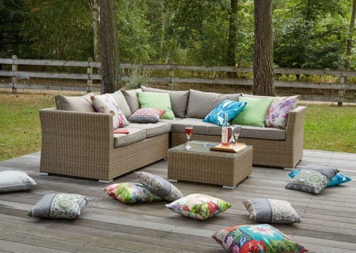 Medium Size of Stern Jubi Loungeecke 5 Teilig Geflecht Mit Beistelltisch Garten Wohnzimmer Stern Jubi Loungeecke 5 Teilig Geflecht