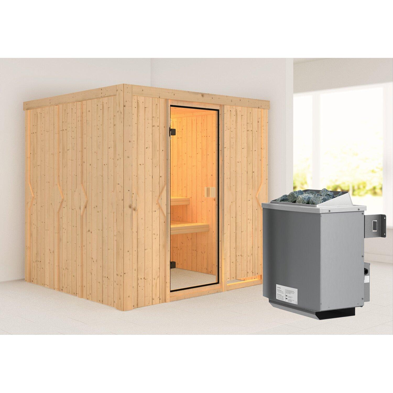 Full Size of Saunaholz Obi Karibu Sauna 1 Mit Fronteinstieg Ofen Integrsteuerung Küche Nobilia Einbauküche Regale Immobilien Bad Homburg Immobilienmakler Baden Mobile Wohnzimmer Saunaholz Obi