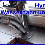 Ausziehbarer Wasserhahn Undicht Tropft Wohnmobil Hymer B Kchen Küche Wandanschluss Bad Esstisch Für Wohnzimmer Ausziehbarer Wasserhahn Undicht