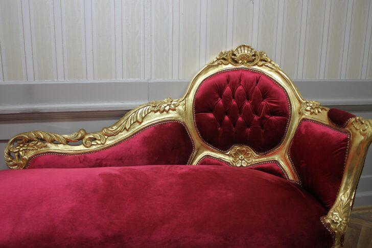 Medium Size of Recamiere Barock Diplomatie Chaiselongue Rot Boudoir Mobel Aus Agypten Caseconradcom Sofa Bett Mit Wohnzimmer Recamiere Barock