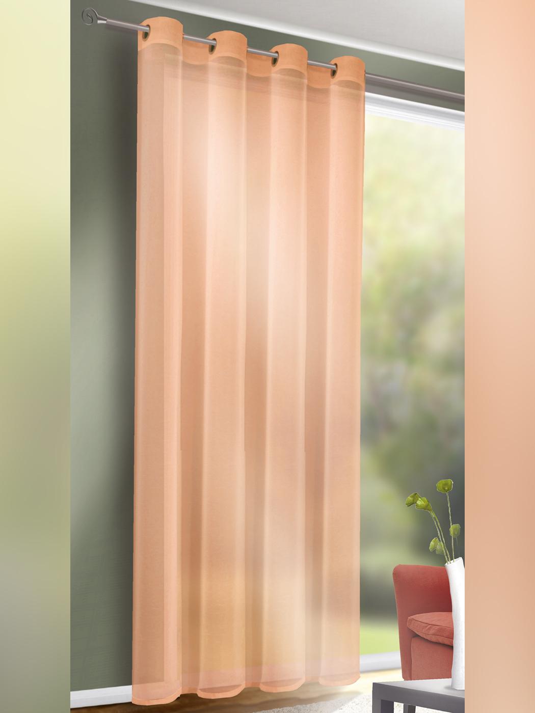 Full Size of Scheibengardine Wohnzimmer 5tlg Gardinen Set Uni Transparent In Gelb Fertiggardine Wandbild Beleuchtung Komplett Kamin Deckenlampe Wandbilder Deko Landhausstil Wohnzimmer Scheibengardine Wohnzimmer