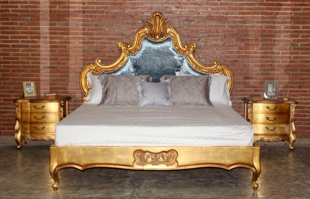 Large Size of Barock Bett 180x200 Empire Betten Onlineshop Repro Antik Design Kaufen Günstig Mit Schubladen Weiß Paradies Clinique Even Better Make Up Boxspring Wohnzimmer Barock Bett 180x200