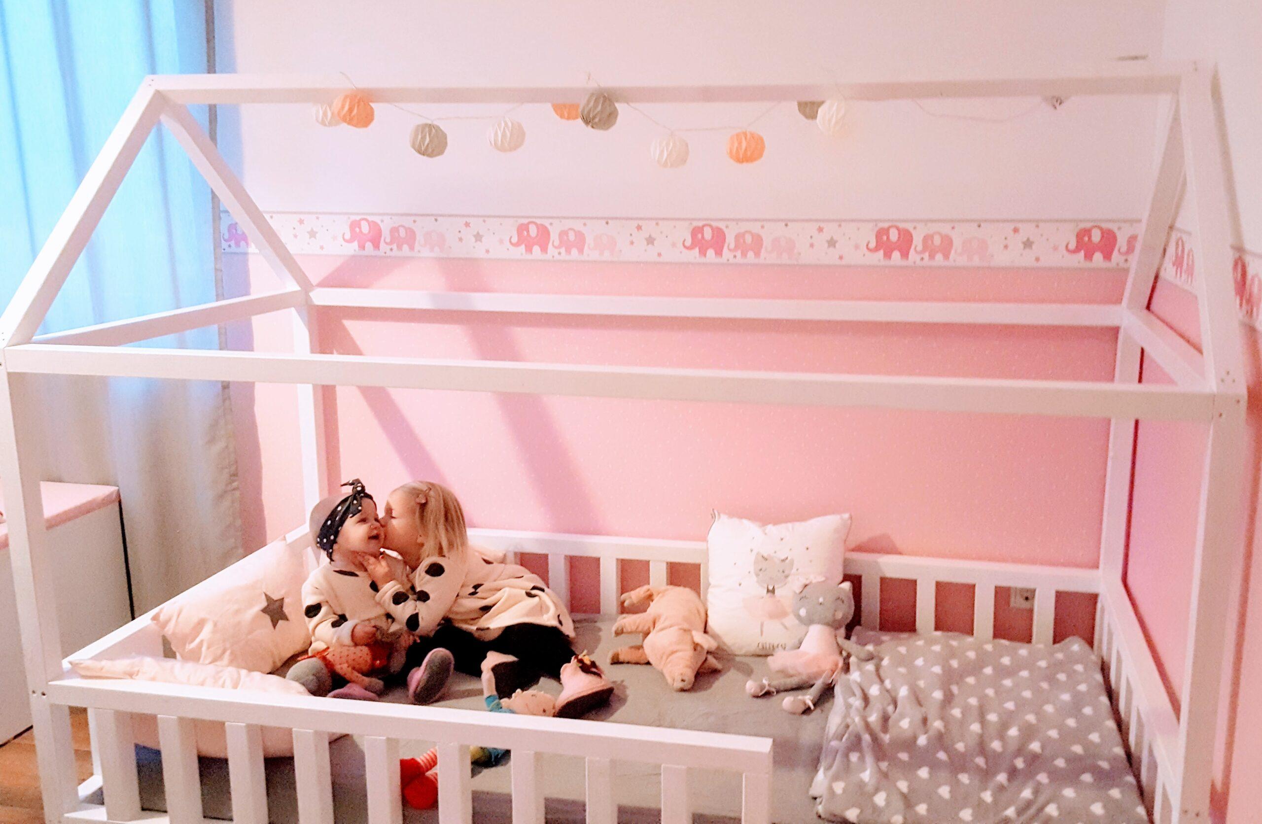 Full Size of Diy Hausbett Fr Bett 100x200 Weiß Betten Wohnzimmer Hausbett 100x200