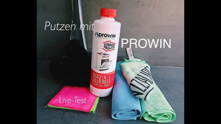 Fensterputztuch Test Putzen Mit Prowin Live Youtube Betten Dusch Wc Sicherheitsfolie Fenster Drutex Bewässerungssysteme Garten Wohnzimmer Fensterputztuch Test