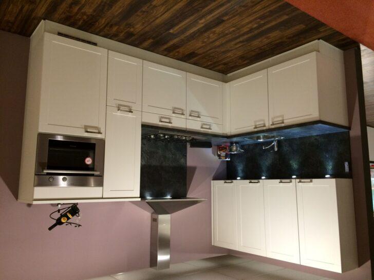 Medium Size of Nobilia Alba Showroomuitverkoopnl Wit 54361 Küche Einbauküche Wohnzimmer Nobilia Alba