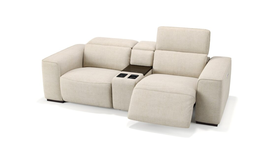 Large Size of Kinosessel 2er Microfaser Kinosofa Mit Relaxfunktion 2 Sitzer Stoffcouch Sofanella Sofa Grau Wohnzimmer Kinosessel 2er Microfaser
