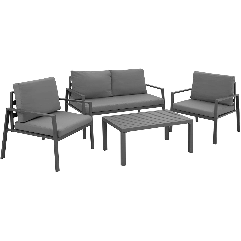 Full Size of Stern Jubi Loungeecke 5 Teilig Geflecht Mit Beistelltisch Outdoor Sofa Wetterfest Couch Ikea Lounge 5 Wohnzimmer Stern Jubi Loungeecke 5 Teilig Geflecht