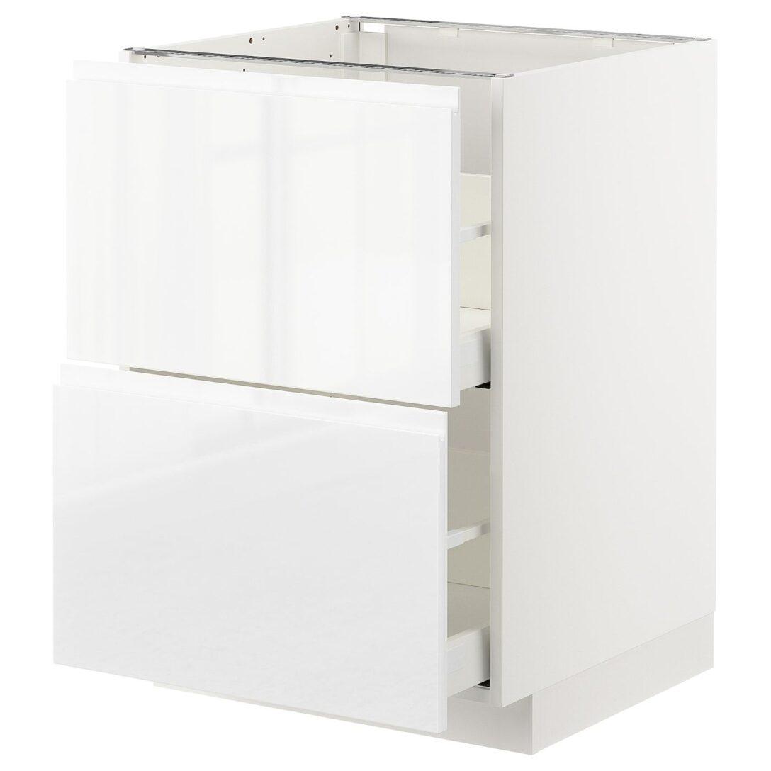 Large Size of Eckunterschrank Küche 60x60 Ikea Metod Maximera Base Cb 2 Fronts High Drawers White Mischbatterie Hochglanz Kreidetafel Wasserhahn Für Tresen Wohnzimmer Eckunterschrank Küche 60x60 Ikea