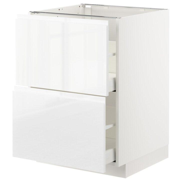 Medium Size of Eckunterschrank Küche 60x60 Ikea Metod Maximera Base Cb 2 Fronts High Drawers White Mischbatterie Hochglanz Kreidetafel Wasserhahn Für Tresen Wohnzimmer Eckunterschrank Küche 60x60 Ikea