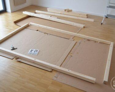 Hausbett 100x200 Wohnzimmer Kinderbett Selber Bauen Xxl Hausbett Bauanleitung Textilsucht Bett Weiß 100x200 Betten
