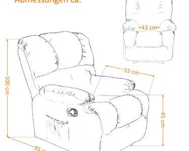 Kinosessel 2er Microfaser Wohnzimmer Fernsehsessel Aus Stoff 2er Sofa Grau Microfaser