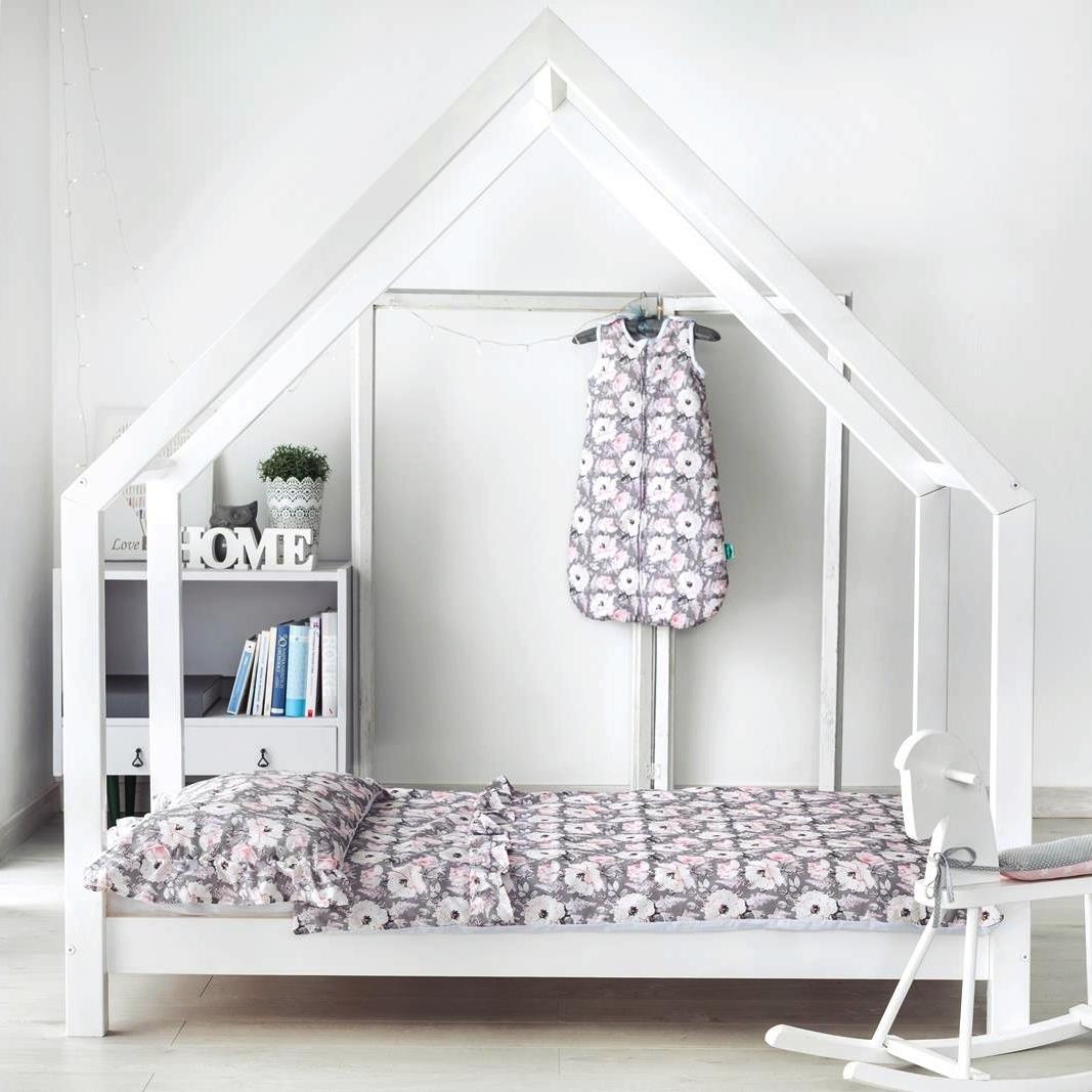 Full Size of Hausbett Kinderbett Mit Sicherheitbarriere Farben Pino Skandi Betten 100x200 Bett Weiß Wohnzimmer Hausbett 100x200