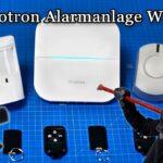 Protron W20 Alarmanlage Einbau Inbetriebnahme Und Installation Wohnzimmer Protron W20