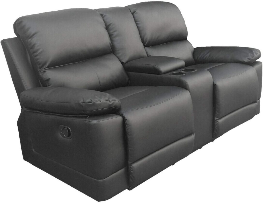 Large Size of Kinosessel 2er Microfaser Colourliving Fernsehsessel Relaxsessel Zweisitzer Aus Sofa Grau Wohnzimmer Kinosessel 2er Microfaser