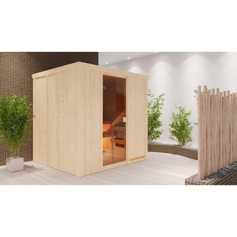 Full Size of Saunaholz Obi Kaufen Karibu Sauna 1 Mit Fronteinstieg Ofen Integrsteuerung Fenster Mobile Küche Einbauküche Nobilia Immobilien Bad Homburg Immobilienmakler Wohnzimmer Saunaholz Obi