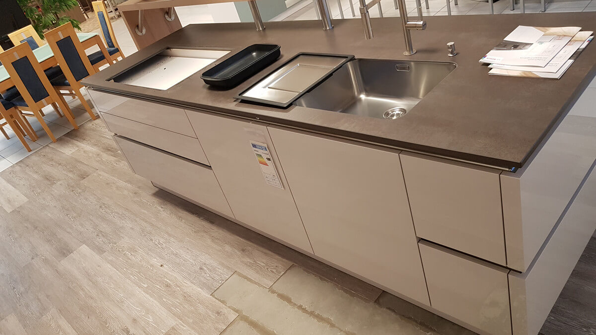 Full Size of Häcker Müllsystem Hcker Laser Brillant Satin Küche Wohnzimmer Häcker Müllsystem