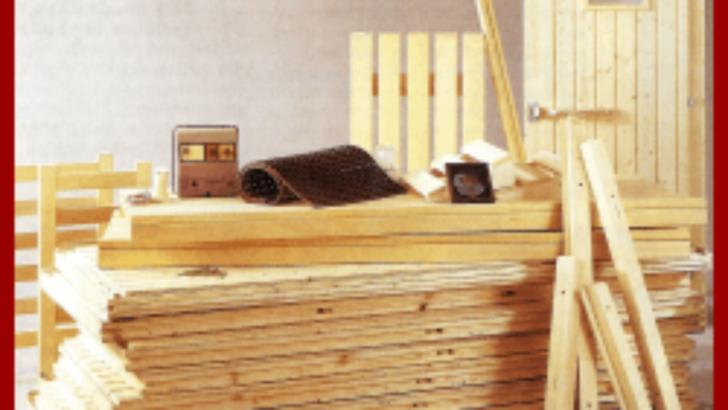 Medium Size of Sauna Selber Bauen Bausatz Selbst Ohne Regale Fenster Einbauen Kosten Bett 140x200 Velux Rolladen Nachträglich Küche Planen Neue Fliesenspiegel Machen Wohnzimmer Sauna Selber Bauen Bausatz