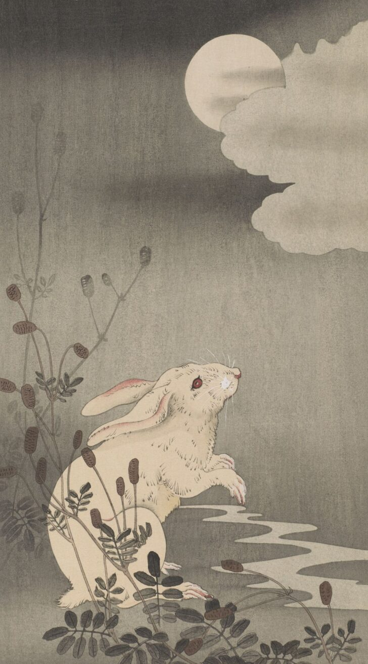 Medium Size of Bullfrog Lulu Sofa Preis Ohara Koson Rabbit In Moonlight 1910 Via Freer Sackler Wohnzimmer Bullfrog Lulu