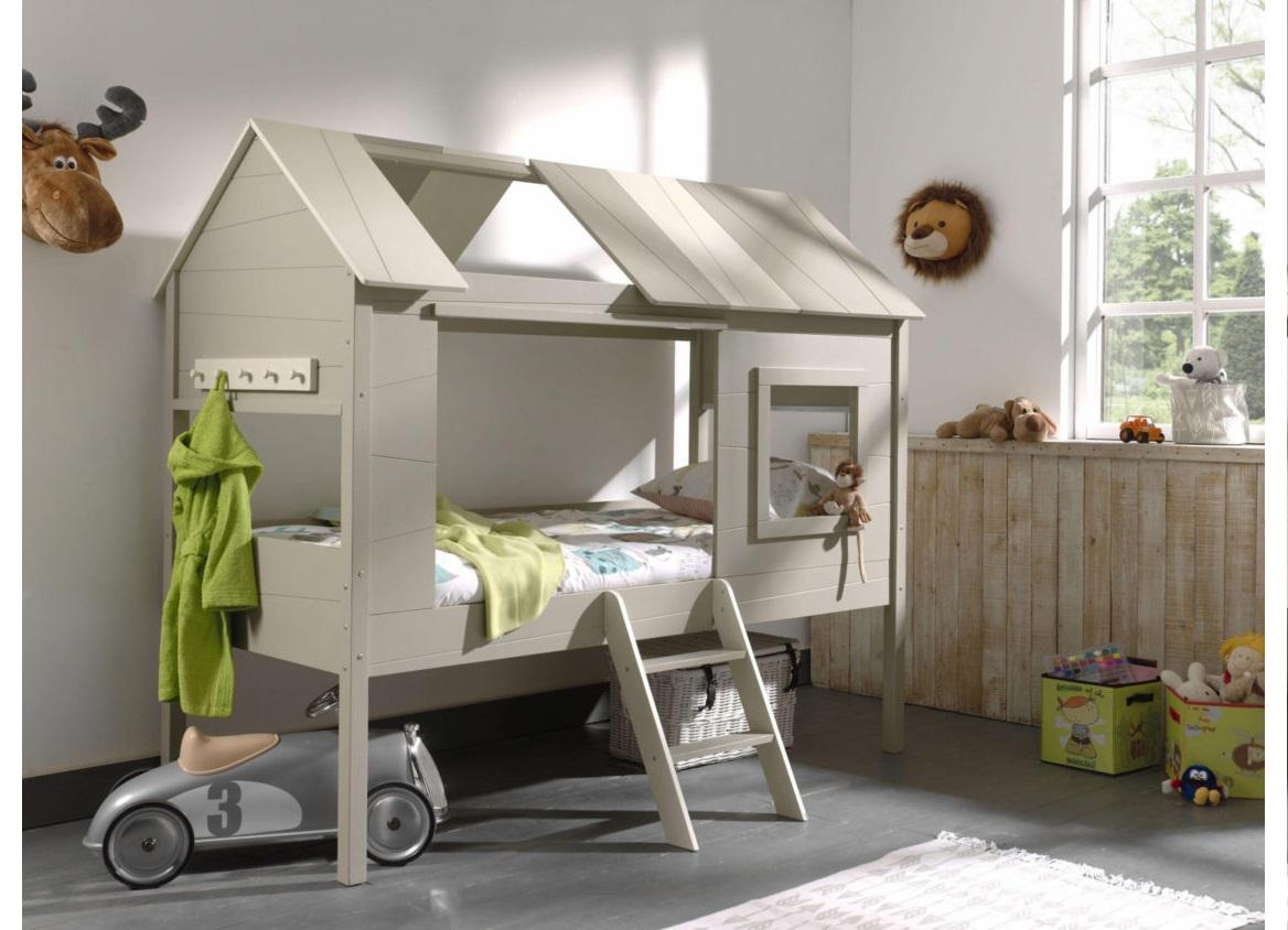 Full Size of Hausbett Grau 90x200 Top Qualitt Online Furnart Bett Weiß 100x200 Betten Wohnzimmer Hausbett 100x200