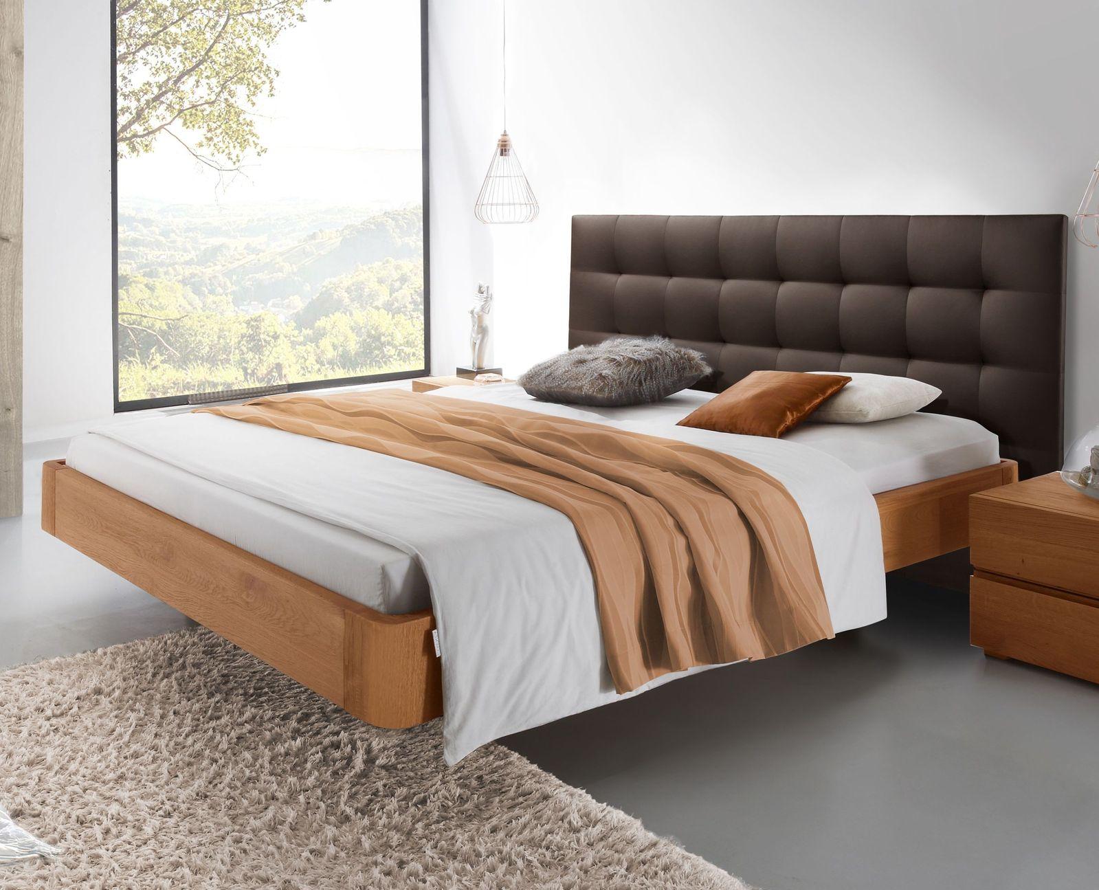 Full Size of Komplettbett 180x220 Bett Schwebende Optik Aus Eiche Natur Behandelt Panama Wohnzimmer Komplettbett 180x220