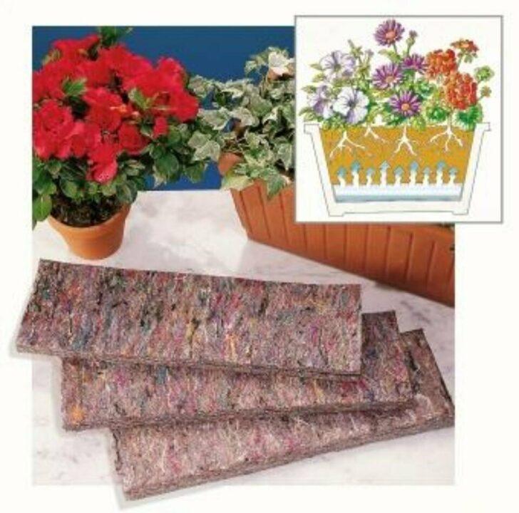 Wasserspeichermatten Bewsserung Fr Balkon Pflanzen In Baden Bewässerungssystem Garten Bewässerungssysteme Bewässerung Test Automatisch Wohnzimmer Bewässerung Balkon