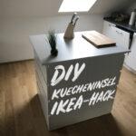 Kücheninseln Ikea Diy Kcheninsel Selber Bauen Hack Miniküche Betten 160x200 Modulküche Bei Sofa Mit Schlaffunktion Küche Kaufen Kosten Wohnzimmer Kücheninseln Ikea
