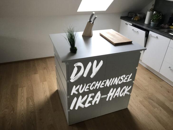 Medium Size of Kücheninseln Ikea Diy Kcheninsel Selber Bauen Hack Miniküche Betten 160x200 Modulküche Bei Sofa Mit Schlaffunktion Küche Kaufen Kosten Wohnzimmer Kücheninseln Ikea