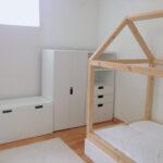 Thumbnail Size of Betten 100x200 Bett Weiß Wohnzimmer Hausbett 100x200