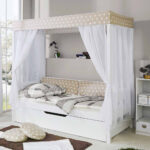 Himmelbett Anguro In Wei Beige Pharao24de Hunde Bett 160 200x200 Gebrauchte Betten Boxspring Für Teenager Günstig Kaufen Mit Matratze Hohes Nussbaum Wohnzimmer Bett 90x200 Kinder