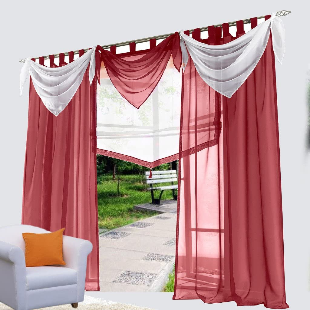 Full Size of Bonprix Gardinen Querbehang Fenster Schlafzimmer Wohnzimmer Für Die Küche Betten Scheibengardinen Wohnzimmer Bonprix Gardinen Querbehang