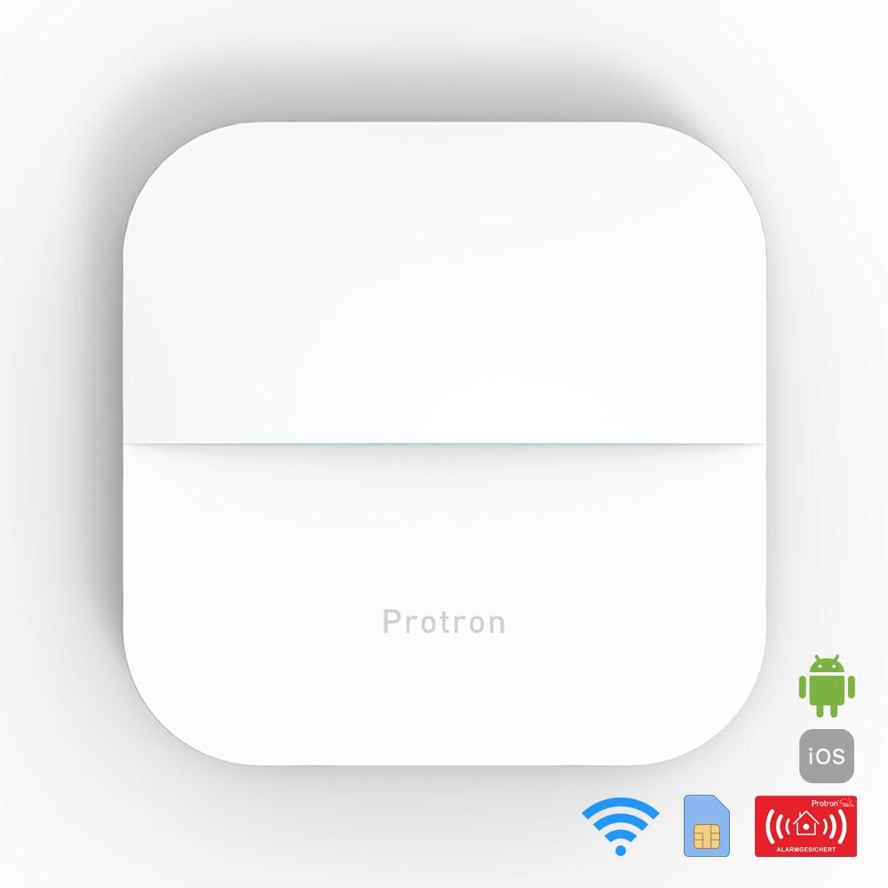 Full Size of Protron W20 App Alarmanlage Proton Bedienungsanleitung Smart Home Gsm Wifi Mit Netzteil Wohnzimmer Protron W20