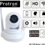 Protron W20 Alarmanlage Proton Bedienungsanleitung Smart Home App Wohnzimmer Protron W20