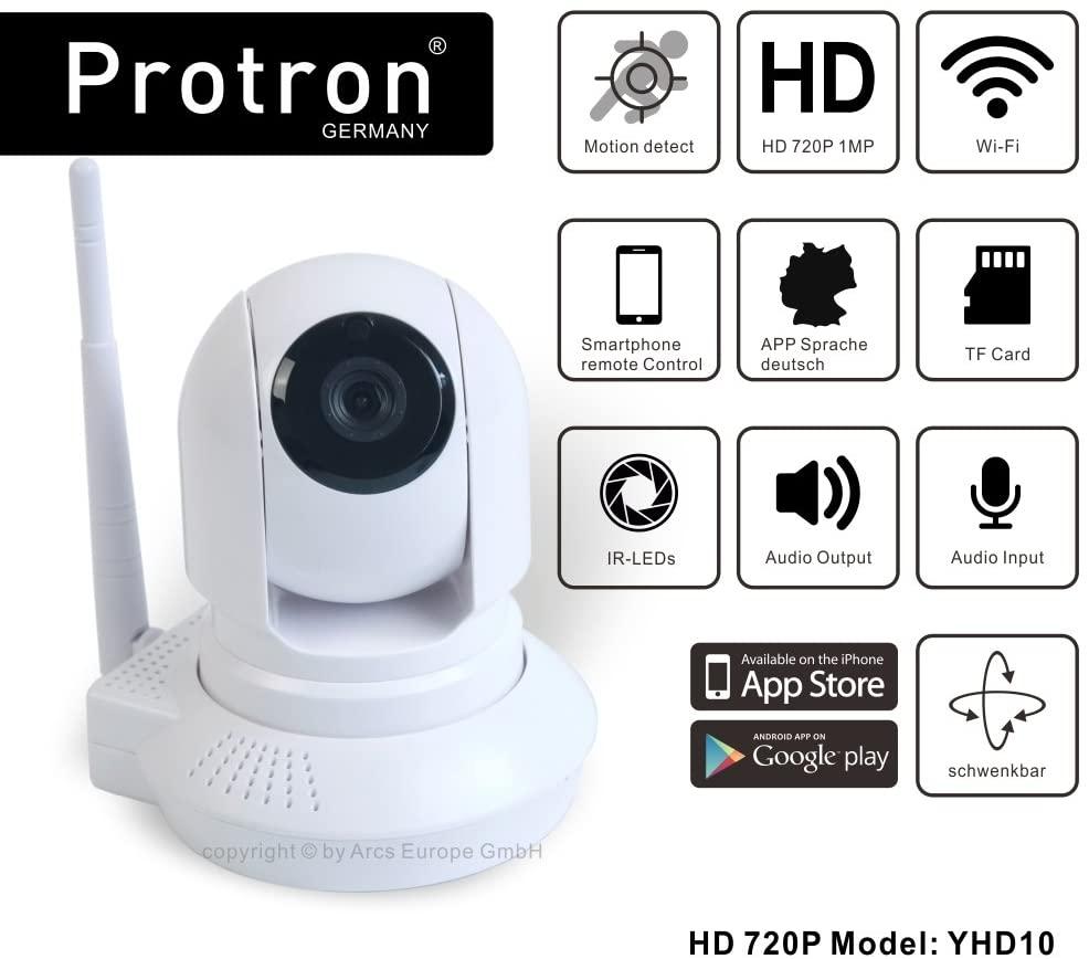 Full Size of Protron W20 Alarmanlage Proton Bedienungsanleitung Smart Home App Wohnzimmer Protron W20