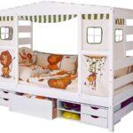 Hausbett 100x200 Ticaa Inkl Funktionsschubkasten Online Kaufen Bolmondo Betten Bett Weiß Wohnzimmer Hausbett 100x200
