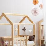 Harriet Bee Hausbett Wayfairde Bett 100x200 Betten Weiß Wohnzimmer Hausbett 100x200