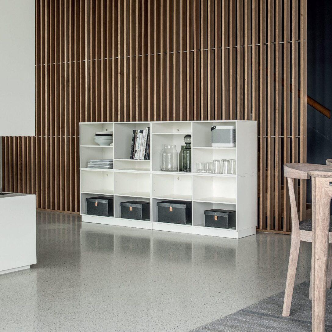 Large Size of Modulregal Norra 622 Skovby Modern Lackiertes Holz Wohnzimmer Combine Modulregal